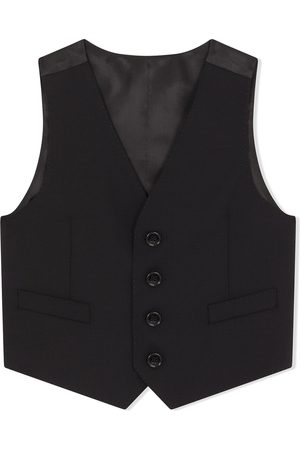 Dolce & Gabbana V-neck 4-button waistcoat