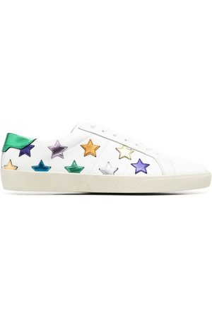 Saint Laurent Court Classic SL/06 star patch sneakers