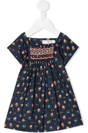 BONPOINT Floral-print cotton dress