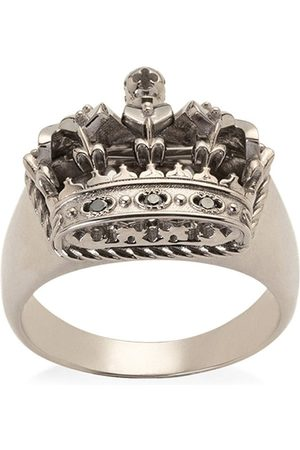 Dolce & Gabbana 18kt gold crown ring