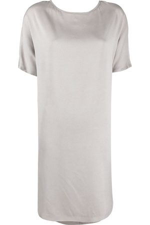 Fabiana Filippi Monili embellished T-shirt dress