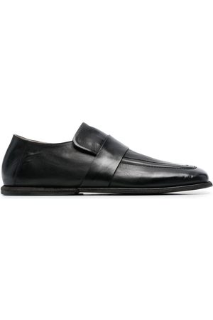 MARSÈLL Spatola leather loafers