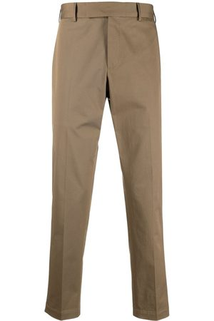 PT01 Stretch-cotton tailored trousers