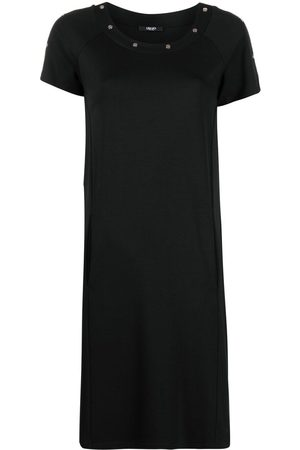 Liu Jo Studded-trim T-Shirt dress
