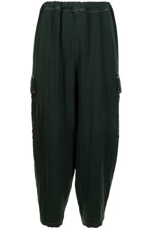 UNDERCOVER Tapered leg cargo trousers