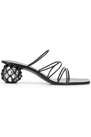 Cult Gaia Kelly leather sandals