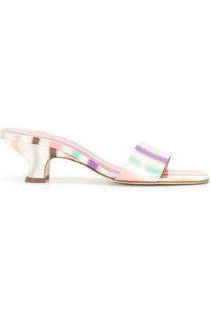 By Far Freddy stripe-print sandals