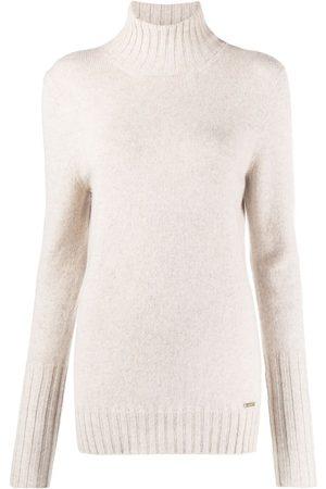 Kiton Cashmere roll neck jumper
