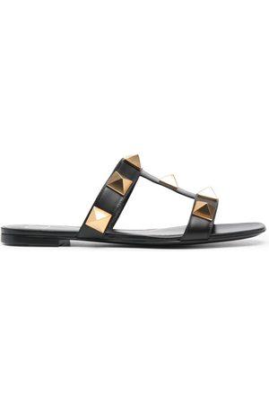 VALENTINO GARAVANI Roman Stud mule sandals