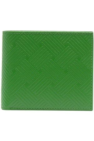 Bottega Veneta Textured bi-fold wallet