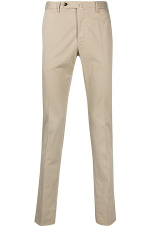 PT01 Off-centre button trousers