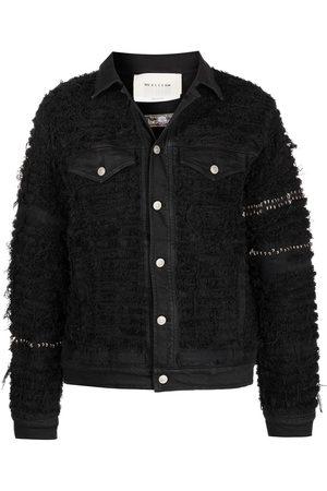 1017 ALYX 9SM Stud-embellished denim jacket