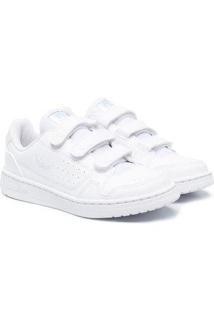 adidas Boys Sneakers - Leather low-top sneakers