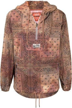 Alchemist Paisley-print pullover jacket