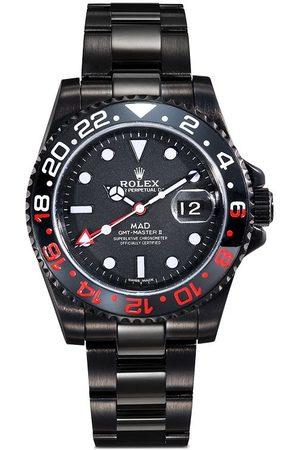 MAD Paris Customised Rolex GMT Master II 40mm