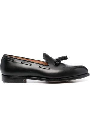 Crockett & Jones Cavendish leather loafers