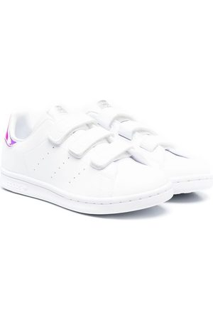 adidas Stan Smith touch-strap sneakers
