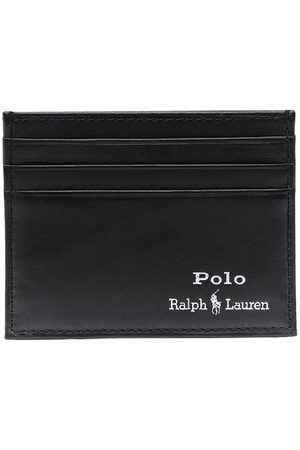 Polo Ralph Lauren Suffolk leather cardholder