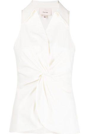 Cinq A Sept Mckenna sleeveless blouse