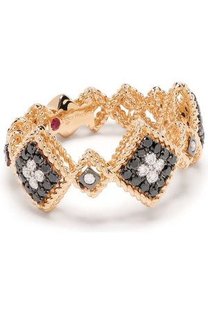 Roberto Coin 18kt rose gold diamond Palazzo Ducale ring