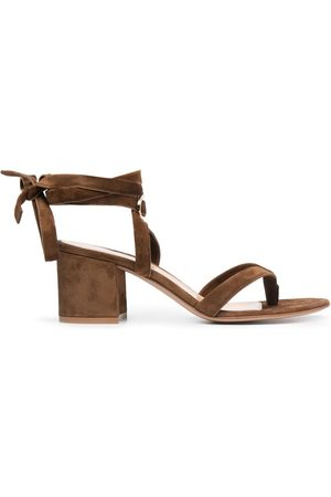 Gianvito Rossi Texas ankle strap sandals