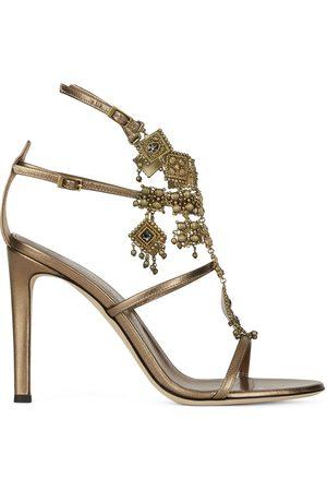Giuseppe Zanotti Amira charm-embellished sandals