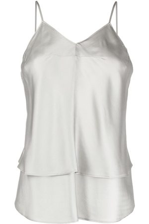 MM6 MAISON MARGIELA Layered slip top