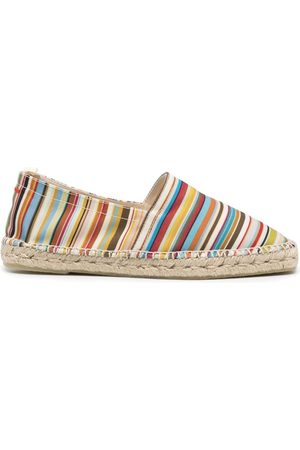 Castaner X Paul Smith striped espadrilles
