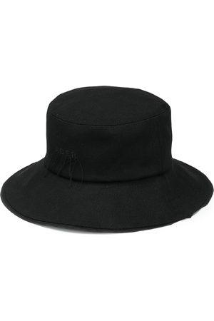 Ader Error Wide-brim bucket hat