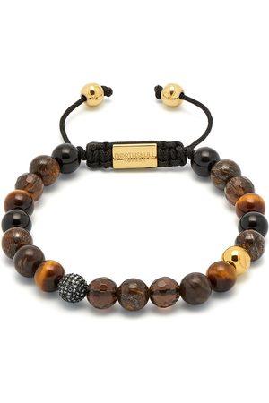 NORTHSKULL Semi-precious stones Crystal bracelet