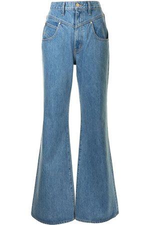 SLVRLAKE Highway high-rise jeans