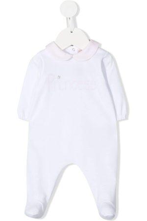 LA STUPENDERIA Baby Pyjamas - Princess print pyjama