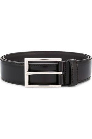 Church's Square buckle belt