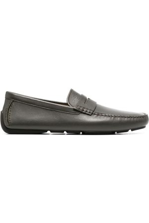 Bally Warno leather loafers