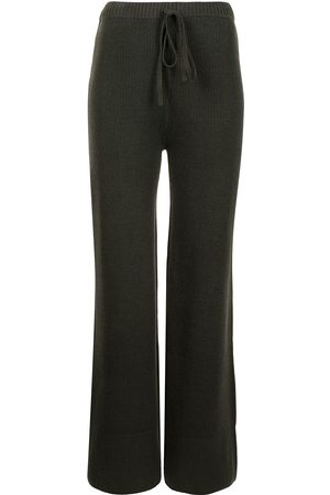 Joseph Drawstring straight-leg trousers