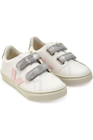 Veja Logo touch-strap sneakers
