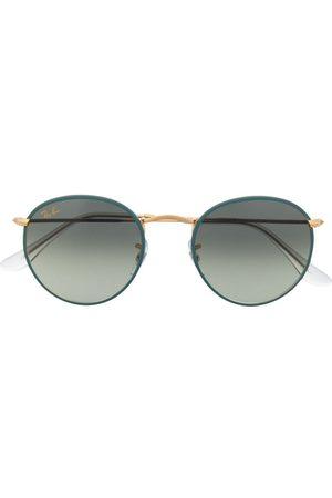 Ray-Ban Men Sunglasses - Round frame full-colour sunglasses