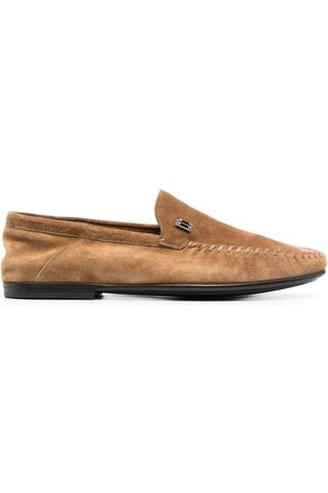 Bally Men Loafers - Christian leather loafers