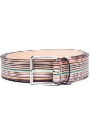 Paul Smith Men Belts - Striped belt