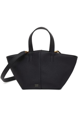 Mansur Gavriel Mini Tulipano leather bag