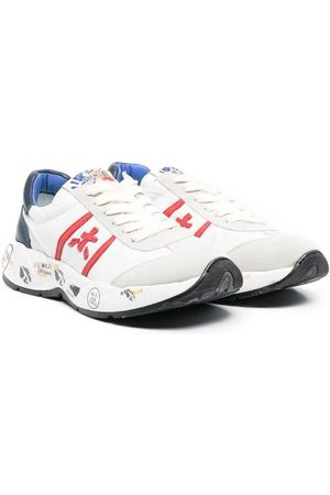 Premiata Lacyice low-top sneakers