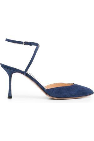 Francesco Russo Women Sandals - Pointed toe 75mm pumps