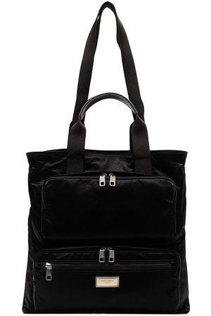 Dolce & Gabbana Men Bags - Zip-pocket tote bag