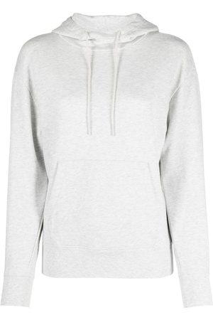 Vince Drawstring cotton hoodie