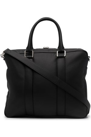 Bottega Veneta Double-handle leather briefcase