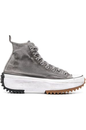 Converse Run Star Hike hi-top sneakers