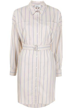 3.1 Phillip Lim Stripe button-up shirt dress