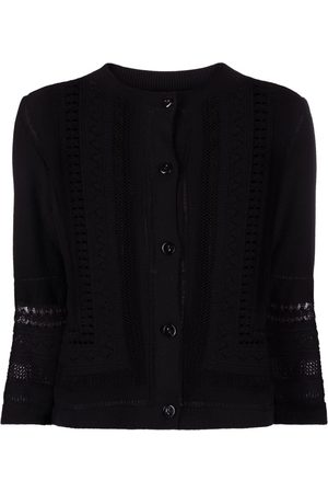 Barrie Women Cardigans - Lace-detail cardigan