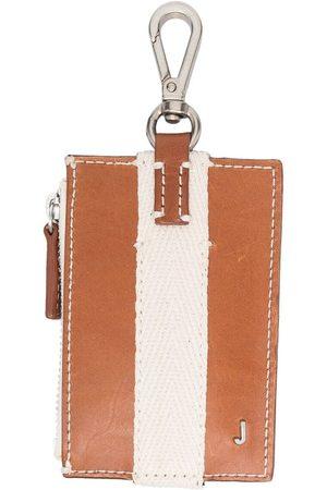 Jacquemus Le porte Grain carabiner wallet