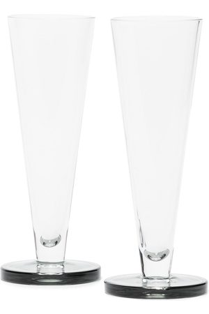 Tom Dixon Flute glasses set of two